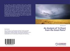 "Couverture de An Analysis of ""A Chant from the Great Plains"""
