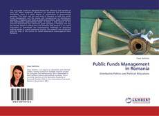 Portada del libro de Public Funds Management in Romania