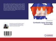 Buchcover von Cambodia-Japan Strategic Partnership