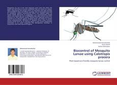 Buchcover von Biocontrol of Mosquito Larvae using Calotropis procera