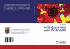 Bookcover of ZAP-70 phosphorylation and other prognostic factors in B-CLL patients