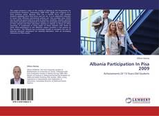 Bookcover of Albania Participation In Pisa 2009