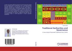 Capa do livro de Traditional Authorities and Governance