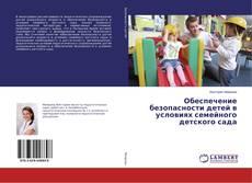 Обложка Обеспечение безопасности детей в условиях семейного детского сада