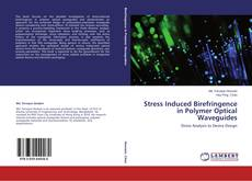 Buchcover von Stress Induced Birefringence in Polymer Optical Waveguides