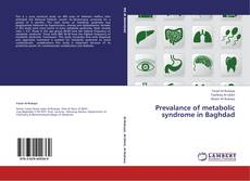Bookcover of Prevalance of metabolic syndrome in Baghdad