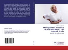 Обложка Management of Sciatic neuritis(Gridhrasi) The research study