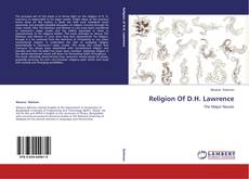 Bookcover of Religion Of D.H. Lawrence