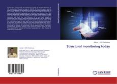 Bookcover of Structural monitoring today