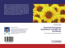 Potential Phosphate Solubilizers Suitable for Sunflower的封面