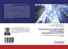Bookcover of Performance of Lightweight Concrete Beams Strengthened with GFRP