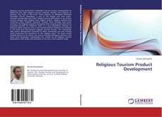 Portada del libro de Religious Tourism Product Development