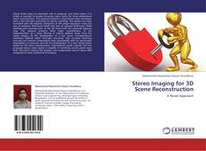 Bookcover of Stereo Imaging for 3D Scene Reconstruction