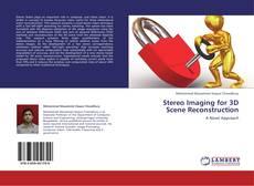 Portada del libro de Stereo Imaging for 3D Scene Reconstruction