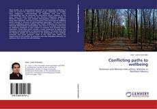 Buchcover von Conflicting paths to wellbeing