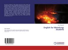 Bookcover of English for Metallurgy Students