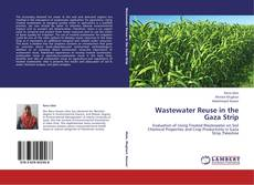 Couverture de Wastewater Reuse in the Gaza Strip