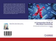 Bookcover of A Comparative Study of Microbial Community