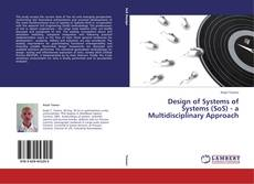 Portada del libro de Design of Systems of Systems (SoS) - a Multidisciplinary Approach