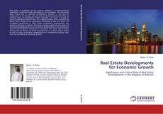 Borítókép a  Real Estate Developments for Economic Growth - hoz