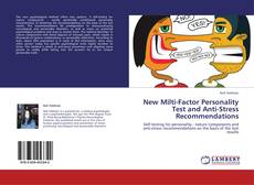 Capa do livro de New Milti-Factor Personality Test and Anti-Stress Recommendations