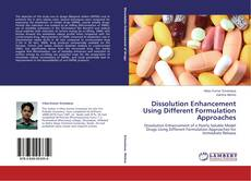 Bookcover of Dissolution Enhancement Using Different Formulation Approaches