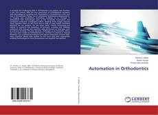 Capa do livro de Automation in Orthodontics