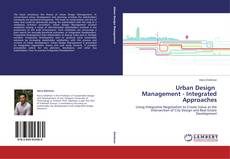 Bookcover of Urban Design Management - Integrated Approaches