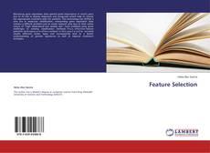 Capa do livro de Feature Selection