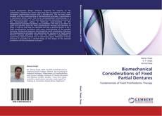Copertina di Biomechanical Considerations of Fixed Partial Dentures