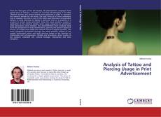 Bookcover of Analysis of Tattoo and Piercing Usage in Print Advertisement