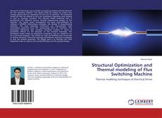 Portada del libro de Structural Optimization and Thermal modeling of Flux Switching Machine