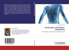 Evaluation of Flexion-Relaxation kitap kapağı