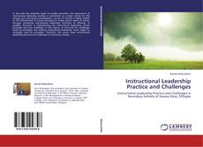 Bookcover of Instructional Leadership Practice and Challenges