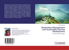 Обложка Destination Management and Sustainable Tourism Development