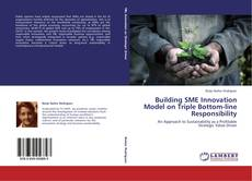 Bookcover of Building SME Innovation Model on Triple Bottom-line Responsibility