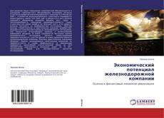 Bookcover of Экономический потенциал железнодорожной компании