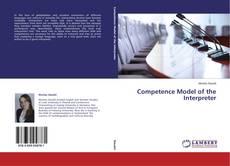 Borítókép a  Competence Model of the Interpreter - hoz