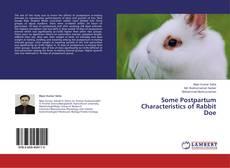 Copertina di Some Postpartum Characteristics of Rabbit Doe