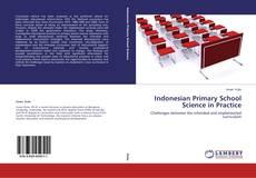 Indonesian Primary School Science in Practice kitap kapağı