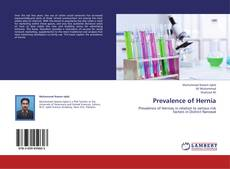 Capa do livro de Prevalence of Hernia