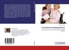 Capa do livro de Functional independence