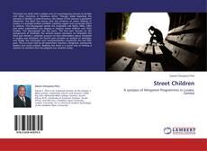 Capa do livro de Street Children