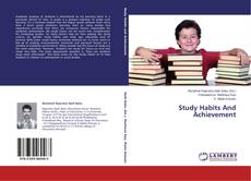 Bookcover of Study Habits And Achievement