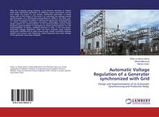 Portada del libro de Automatic Voltage Regulation of a Generator synchronized with Grid
