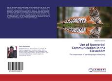 Use of Nonverbal Communication in the Classroom kitap kapağı