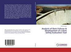 Portada del libro de Analysis of Dam Failures & Development of a Dam Safety Evaluation Tool