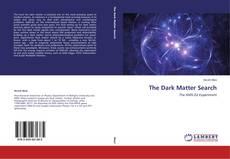 Capa do livro de The Dark Matter Search