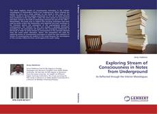Bookcover of Exploring Stream of Consciousness in Notes from Underground