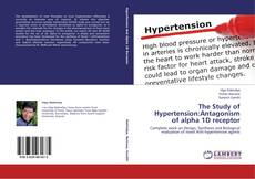 Capa do livro de The Study of Hypertension:Antagonism of alpha 1D receptor
